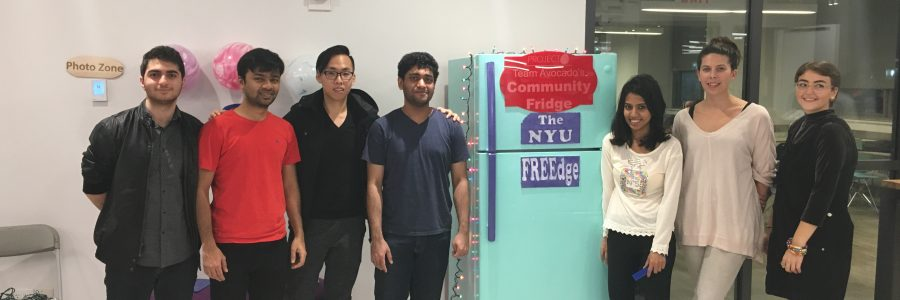 Increasing affordability through eliminating food waste and food insecurity at NYU