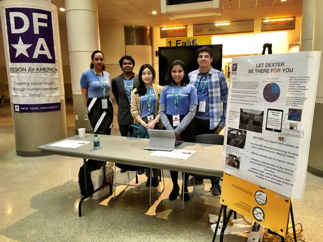 Design For America NYU Seeks Solutions For Drowsy Drivers
