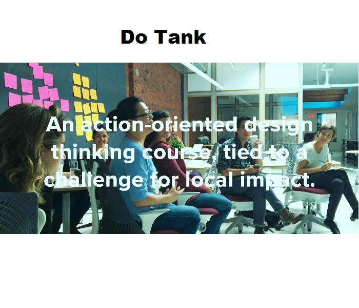 Do Tank Spring 2016: Borders, Migration, and Immigration