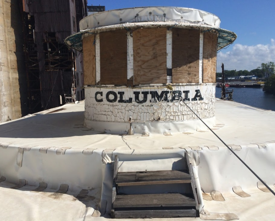 S. S. Columbia Project (2016-2017 term)