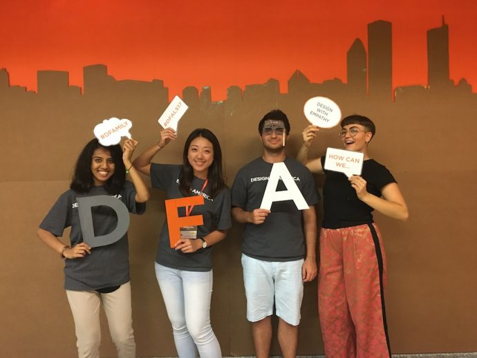 Story from NYU Tandon: Student Leaders Brainstorm Ideas for an Accessible Future